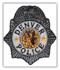 Denver Police Department, CO. Patch