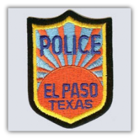 El Paso Police Department, texas Patch