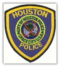 Houston Police Department, Texas Patch