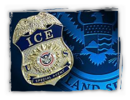 ICE Shield and Emblem