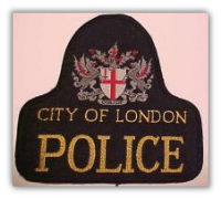 London Metropolitan Police Department, England Patch