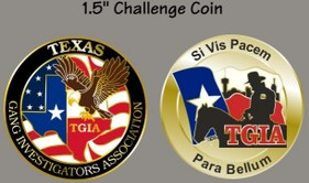 TGIA Challenge Coin