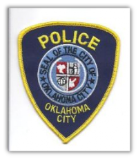 Oklahoma City Police Department, OK. Patch