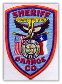 Orange County Sheriff Office, Texas Patch