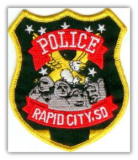 Rapid City Police Department, SD. Patch