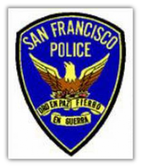 San Francisco Police Department, CA. Patch