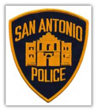 San Antonio Police Department, Texas Patch